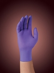 Purple Nitrile Non-Sterile exam gloves, each