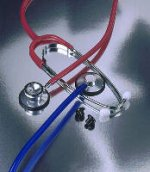 Dual Headed Stethoscope