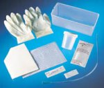 Latex Free Sterile Catheter Tray