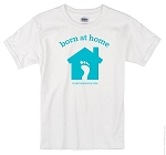 Born at Home Onsies and T-shirts