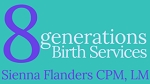 Sienna Flanders - 8 Generations Birth Services