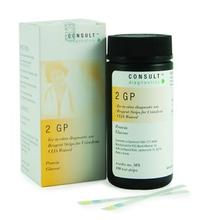Urine Strips- Protein and Glucose
