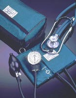 Match Mates Sprague stethoscope and aneroid Combo
