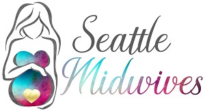 Seattle Midwives; Kate Richmond and Tiffany Wilson LM CPM