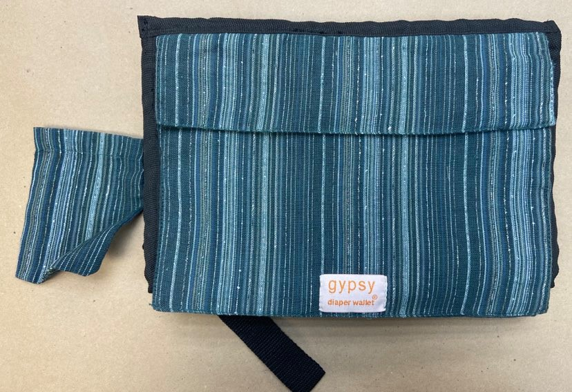 Gypsy Diaper Wallet
