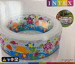 Inflatable Aquarium Birth Pool, 60 x 22
