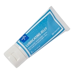 Lubricating Jelly, 2oz Sterile Tube