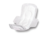 Adhesive Sanitary OB Pads with Wings, 11
